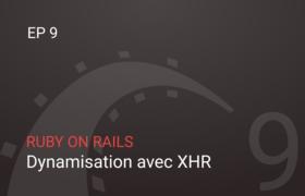 Dynamisation avec XHR